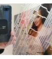 Plaque PMMA Miroir Extrudé 2mm